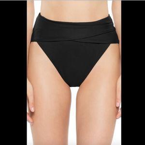 NEW Becca Color Crossover High Waist Bikini Bottom